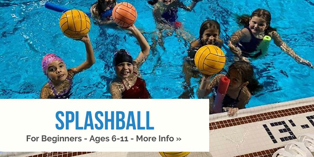 SplashBall Ages  6-11